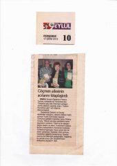 9 Eylül Gazetesi-17.10.2013