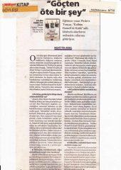 Milliyet Kitap-Haziran 2014